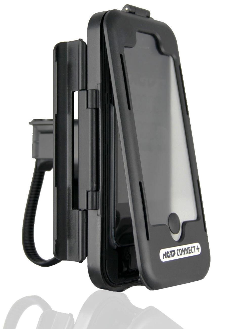 nc 17 connect iphone fahrradhalterung mit ladefunktion. Black Bedroom Furniture Sets. Home Design Ideas